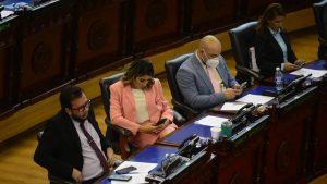Registran casos de COVID-19 en Asamblea y diputados sin mascarilla en la plenaria