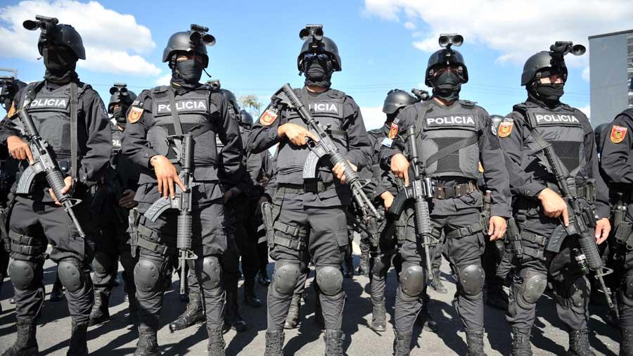 La unidad élite Jaguares (UTEP) sustituye al polémico GRP