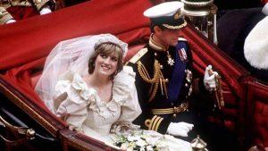 Infidelidad y tragedia: Se cumplen 40 años de la boda entre la princesa Diana y el príncipe Carlos