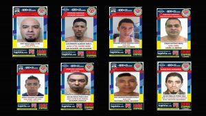Ellos son los 15 pandilleros más buscados en El Salvador según Crime Stoppers