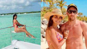 De lo más enamorados: Messi y Antonela disfrutan sus vacaciones en Miami y República Dominicana