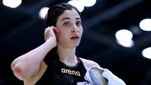 Yusra Mardini, la nadadora olímpica que salvó a 17 personas de morir ahogadas