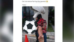 MEMES: La patada de The King Flyp que se ha viralizado tras su arresto