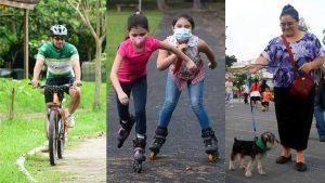 IMÁGENES: Estas son las actividades al aire libre para disfrutar del domingo
