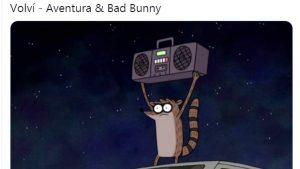 MEMES: Bad Bunny y Aventura se vuelven tendencia tras lanzar juntos en nueva canción