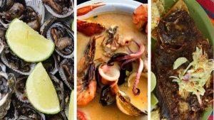 ¡Deliciosos! Platillos marinos que puedes disfrutar en toda la costa salvadoreña
