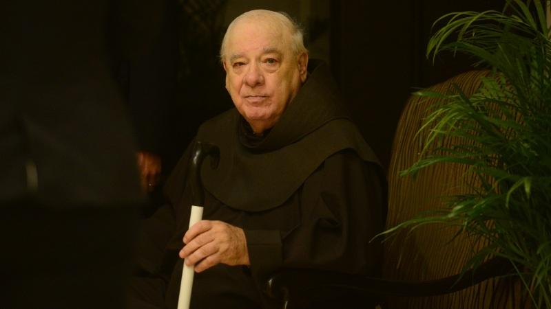 """El Padre Mucci en primera persona: """"El Salvador es un gran país, me enamoré de este pueblo"""""""