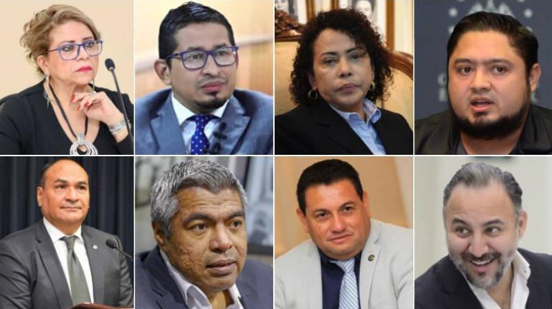 Estos son los rostros de los 19 salvadoreños a quienes EE.UU. les ha quitado la visa por estar en la lista Engel