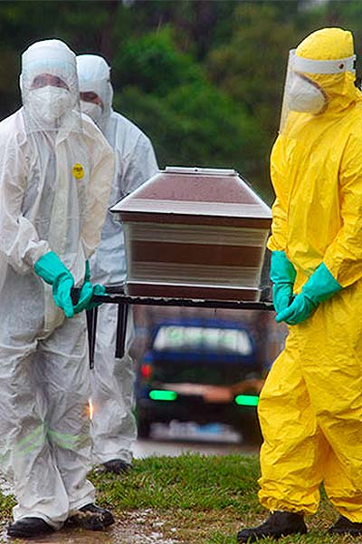 Entierro-covid-pandemia-muertes-estadisticas-Sepultureros–Soyapango