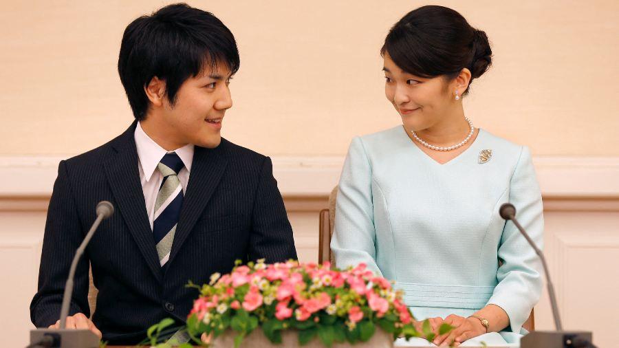 Princesa japonesa Mako se casará a finales de octubre y su prometido plebeyo está en el ojo del huracán