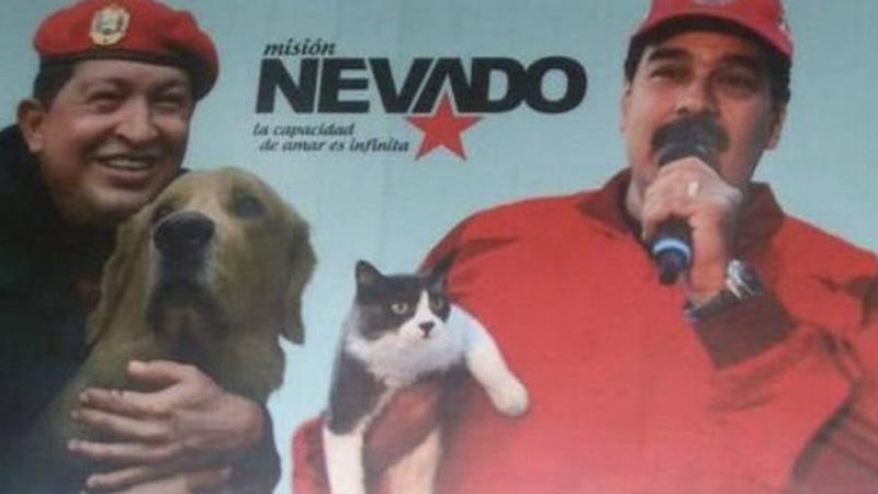 Seis ideas que Bukele copia del dictador Nicolás Maduro